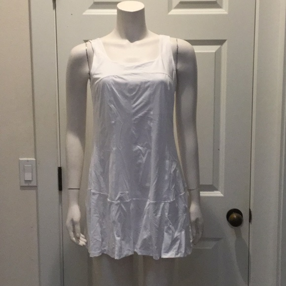 9d34a8cf Fila Classic White Tennis Dress Size L, NWT! NWT